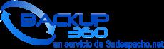 Backup360. Copias de seguridad online.